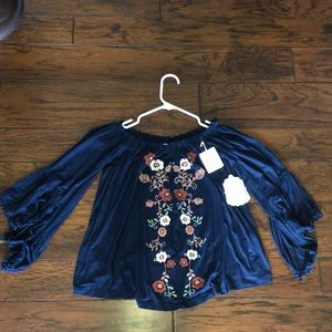 altered state floral top